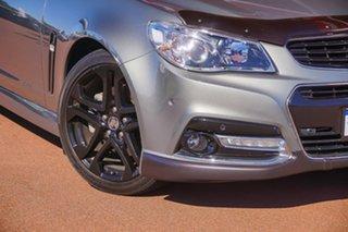 2013 Holden Ute VF MY14 SS V Ute Grey 6 Speed Sports Automatic Utility.