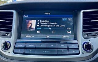 2017 Hyundai Tucson TLE2 MY18 Highlander AWD Fiery Red 6 Speed Sports Automatic Wagon