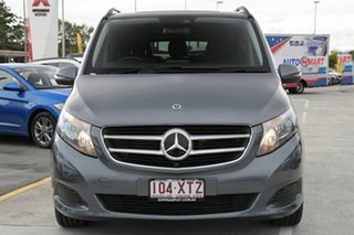 2017 Mercedes-Benz V-Class 447 V220 d 7G-Tronic + Grey 7 Speed Sports Automatic Wagon