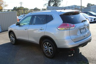 2014 Nissan X-Trail T32 Ti X-tronic 4WD Billet Silver 7 Speed Constant Variable Wagon