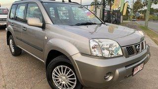 2004 Nissan X-Trail T30 II ST Silver 4 Speed Automatic Wagon.