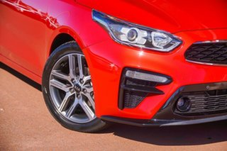 2019 Kia Cerato BD MY19 Sport Red 6 Speed Sports Automatic Hatchback.
