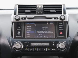 2015 Toyota Landcruiser Prado KDJ150R MY15 Altitude (4x4) White 5 Speed Sequential Auto Wagon