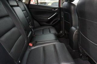 2015 Mazda CX-5 KE1032 Akera SKYACTIV-Drive AWD Purple 6 Speed Sports Automatic Wagon