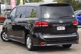 2018 LDV G10 SV7A Executive Black 6 Speed Sports Automatic Wagon.