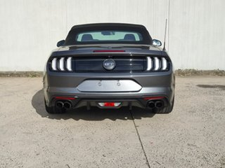 2018 Ford Mustang FN 2018MY GT SelectShift Grey 10 Speed Sports Automatic Convertible