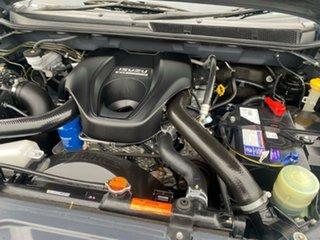2013 Isuzu D-MAX MY14 LS-M Crew Cab Grey 5 Speed Manual Utility