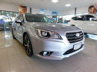 2015 Subaru Liberty B6 MY16 3.6R CVT AWD Silver 6 Speed Constant Variable Sedan.