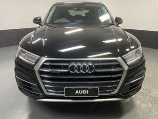 2017 Audi Q5 FY MY18 TDI S Tronic Quattro Ultra design Black 7 Speed Sports Automatic Dual Clutch.