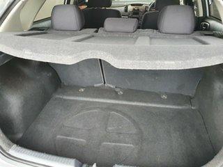 2011 Kia Cerato TD MY11 SI Silver 6 Speed Sports Automatic Hatchback