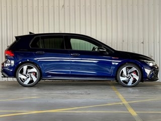 2021 Volkswagen Golf 8 MY21 GTI DSG Blue 7 Speed Sports Automatic Dual Clutch Hatchback.