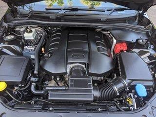 2015 Holden Ute VF II MY16 SS V Ute Black 6 Speed Manual Utility