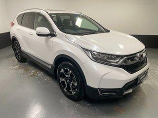 2020 Honda CR-V RW MY20 VTi-S 4WD White 1 Speed Constant Variable Wagon.