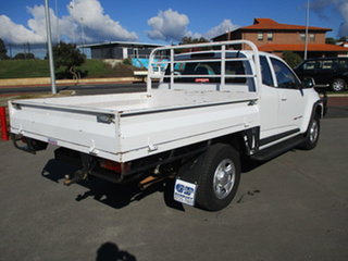 2018 Holden Colorado RG MY18 LS White 6 Speed Automatic Spacecab