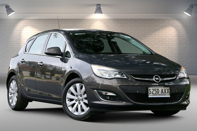 Used Opel Astra AS Select Nailsworth, 2012 Opel Astra AS Select Grey 6 Speed Sports Automatic Hatchback