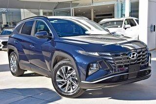 2021 Hyundai Tucson NX4.V1 MY22 Elite 2WD Blue 6 Speed Automatic Wagon.