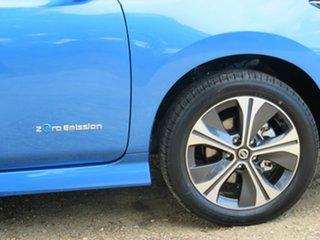 2021 Nissan Leaf ZE1 e+ Vivid Blue 1 Speed Reduction Gear Hatchback