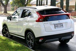 2020 Mitsubishi Eclipse Cross YA MY20 LS AWD White 8 Speed Constant Variable Wagon.