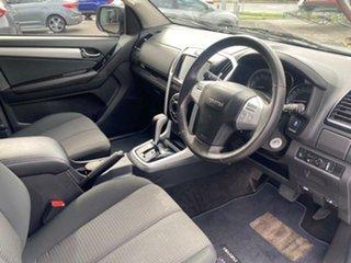 2017 Isuzu MU-X MY16.5 LS-U Rev-Tronic 4x2 Titanium Silver 6 Speed Sports Automatic Wagon