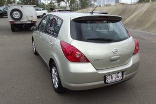 2006 Nissan Tiida C11 Q Gold 4 Speed Automatic Hatchback