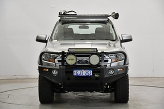 2017 Ford Everest UA 2018.00MY Ambiente Silver 6 Speed Sports Automatic SUV.