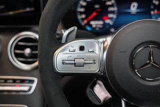 2021 Mercedes-Benz C-Class C205 801MY C63 AMG SPEEDSHIFT MCT S Obsidian Black 9 Speed
