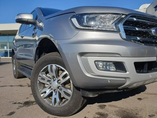 2020 Ford Everest UA II 2020.75MY Trend Silver 10 Speed Sports Automatic SUV.