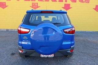 2017 Ford Ecosport BK Titanium PwrShift Blue 6 Speed Sports Automatic Dual Clutch Wagon