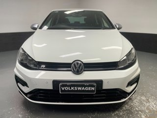 2018 Volkswagen Golf 7.5 MY18 R DSG 4MOTION White 7 Speed Sports Automatic Dual Clutch Hatchback.