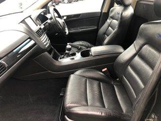 2013 Ford Falcon FG MkII XR6 Ute Super Cab Black 6 Speed Manual Utility