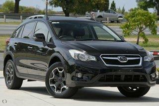 2014 Subaru XV G4X MY14 2.0i-S Lineartronic AWD Black 6 Speed Constant Variable Wagon.