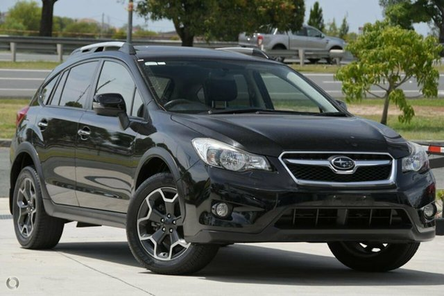 Used Subaru XV G4X MY14 2.0i-S Lineartronic AWD North Lakes, 2014 Subaru XV G4X MY14 2.0i-S Lineartronic AWD Black 6 Speed Constant Variable Wagon