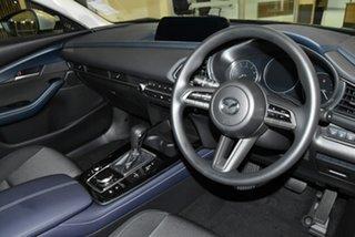 2021 Mazda CX-30 DM2W7A G20 SKYACTIV-Drive Pure Silver 6 Speed Sports Automatic Wagon