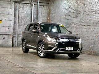 2019 Mitsubishi Outlander ZL MY19 ES 2WD Bronze 6 Speed Constant Variable Wagon.