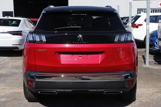 2021 Peugeot 3008 P84 MY21 GT SUV Red 6 Speed Sports Automatic Hatchback.