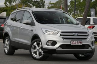 2019 Ford Escape ZG 2019.75MY Trend Silver 6 Speed Sports Automatic SUV.