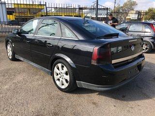 2005 Holden Vectra ZC MY2005 CD 5 Speed Automatic Sedan