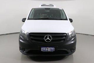 2017 Mercedes-Benz Vito 447 114 BlueTEC LWB White 7 Speed Automatic Van.
