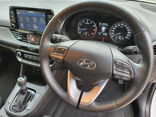 2018 Hyundai i30 PD2 MY18 Trophy White 6 Speed Sports Automatic Hatchback