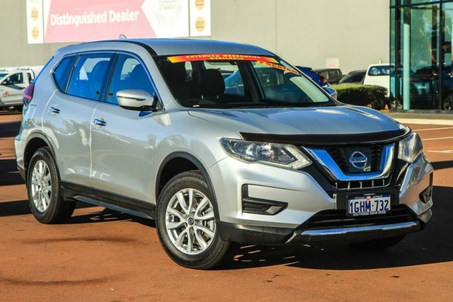 Used Nissan X-Trail T32 ST X-tronic 2WD Cannington, 2017 Nissan X-Trail T32 ST X-tronic 2WD Silver 7 Speed Constant Variable Wagon