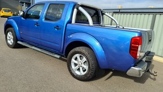 2013 Nissan Navara D40 MY12 ST-X (4x4) 7 Speed Automatic Dual Cab Pick-up
