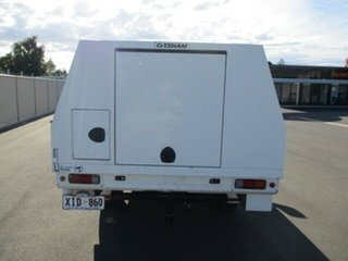 2005 Holden Rodeo RA MY05.5 LX Crew Cab Silver 4 Speed Automatic Utility
