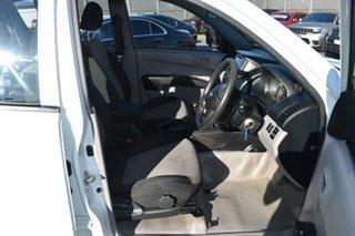2014 Mitsubishi Triton MN MY15 GLX Double Cab 4x2 White 5 Speed Manual Utility