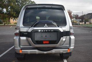 2020 Mitsubishi Pajero NX MY20 GLX Sterling Silver 5 Speed Sports Automatic Wagon.