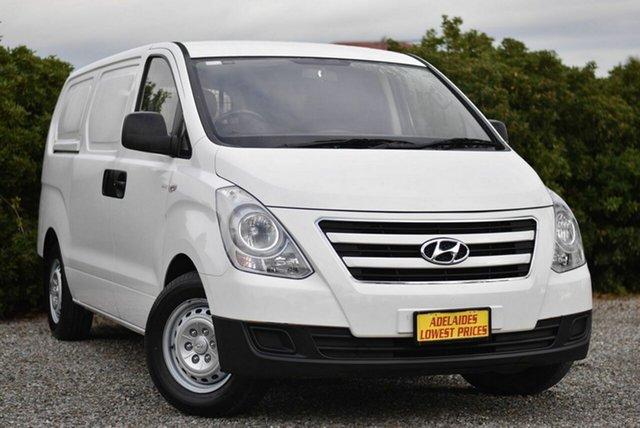 Used Hyundai iLOAD TQ3-V Series II MY18 Morphett Vale, 2017 Hyundai iLOAD TQ3-V Series II MY18 White 5 Speed Automatic Van