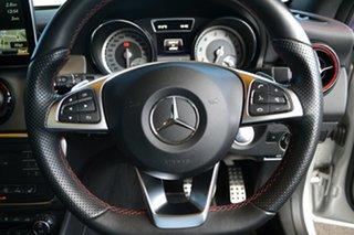 2015 Mercedes-Benz CLA-Class X117 CLA250 Shooting Brake DCT 4MATIC Sport Silver 7 Speed.