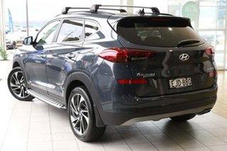 2020 Hyundai Tucson TL3 MY20 Highlander AWD Blue 8 Speed Sports Automatic Wagon.