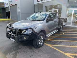 2016 Mazda BT-50 UR0YF1 XT Freestyle Silver 6 Speed Sports Automatic Cab Chassis