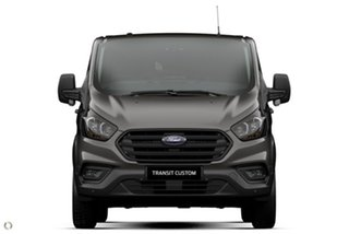 2021 Ford Transit Custom VN 2021.25MY 340L (Low Roof) Grey 6 Speed Automatic Van.