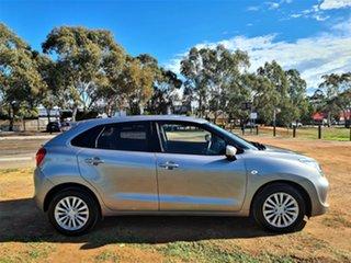 2019 Suzuki Baleno EW GL Grey 4 Speed Automatic Hatchback.
